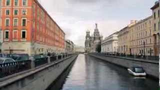 Ресторан Санкт-Петербург(набережная канала Грибоедова, 5 + интерьер ресторана Санкт-Петербург., 2013-10-03T08:01:39.000Z)