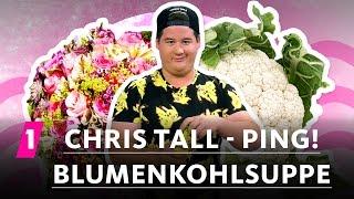 PING! – Die Mikrowellenshow mit Chris Tall: Blumenkohlsuppe