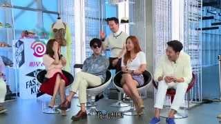 Angelababy不爱婚纱爱沙滩装 150530 中韩时尚王