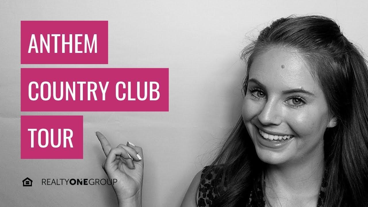 Anthem Country Club Az A Peek Inside The Gates Youtube
