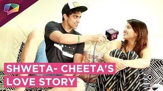 Shweta- Cheeta REVEAL about their LOVE STORY & WEDDING