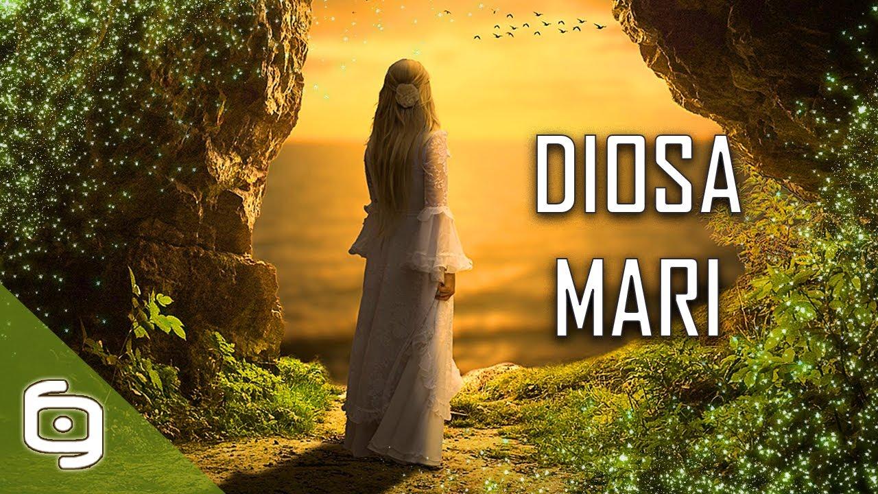 La DIOSA Mari – Mitología Ibérica