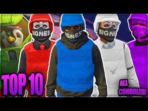 THE BEST 10 GTA 5 ONLINE ACTUALLY MODDED OUTFITS USING OUTFIT GLITCHES! 1.40 (GTA 5 OUTFIT GLITCHES)