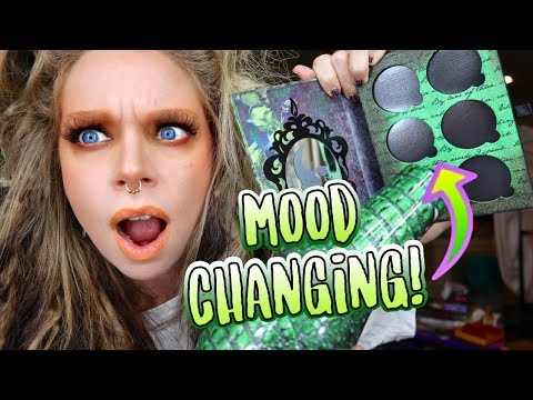 Testing MOOD CHANGING Highlighters!