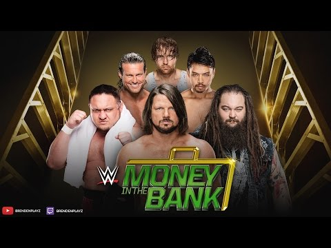 "WWE 2k17 Universe Mode: #68 ""Money In The Bank PPV"" (""WWE 2k17"" ""Universe Mode"" PS4/Xbox One)"