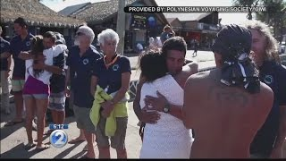 Hokulea departs Rapa Nui, sails for Pitcairn Island and Tahiti