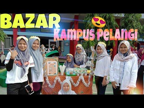 Download BAZAR Dikampus Pelangi !! Praktik Ujian Prakarya Kewirausahaan
