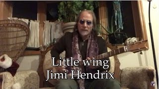 Little Wing Jimi Hendrix cover…