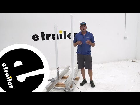 Etrailer | CE Smith Post-Style Guide-Ons For Boat Trailers Review