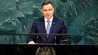 Польша: Россия нарушает устав ООН | НОВОСТИ