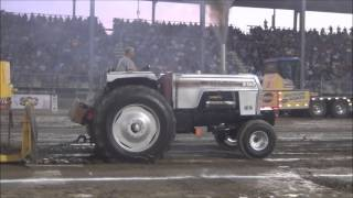 2012 Westmoreland County Fair farm stock tractor pull