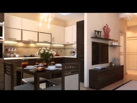 Кухня в квартире студии  5 важных моментов планировки и дизайна интерьера
