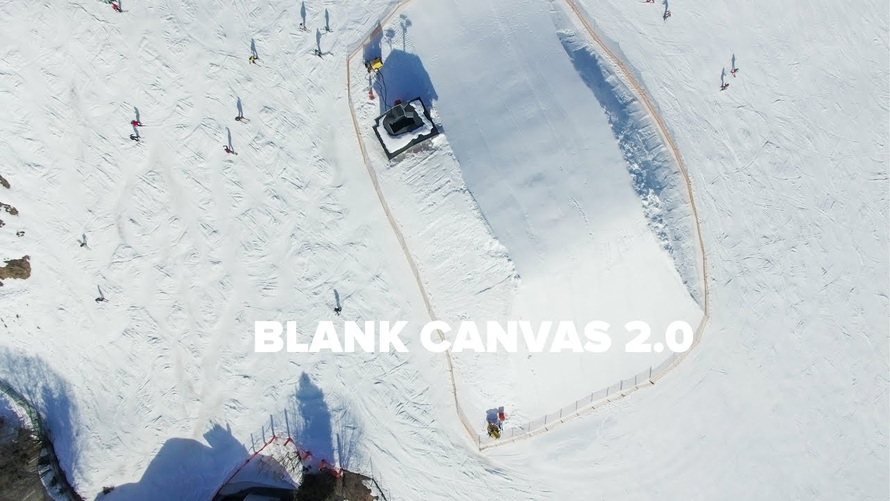 Atomic i blank canvas 2.0, saalbach