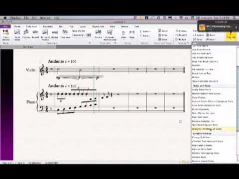 """ISPC September 2011 Webmeeting - """"Notation In Sibelius 7: A Composer's Perspective"""""""