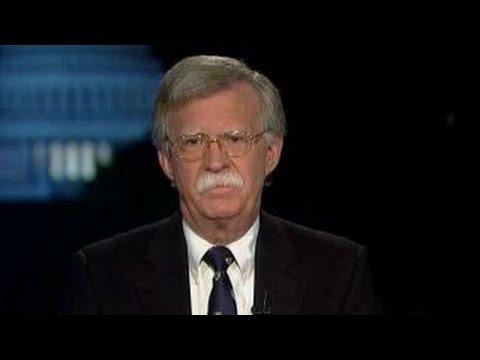 Amb. John Bolton talks Trump