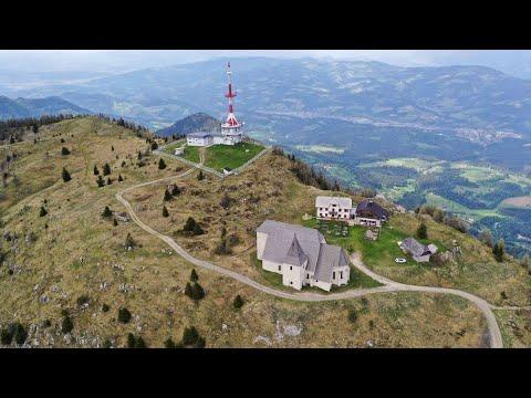 Uršlja Gora Nudi čudoviti Razgled Po Celi Koroški