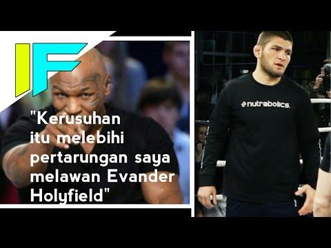 Mike Tyson Mengomentari Aksi Khabib Nurmagomedov, Sampai Bilang Begini |Ini Fakta