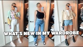 WHAT'S NEW IN MY WARDROBE | STYLING HAUL