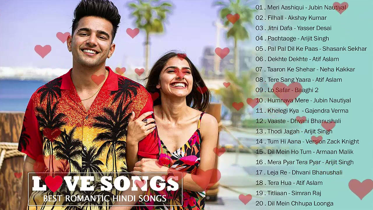 HEART TOUCHING LOVE SONGS ALL TIME 💖 Latest Romantic Bollywood Songs 2021 - InDiAn SonGs JUkeBox
