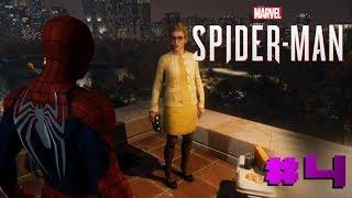 Marvel's Spider - Man   PS4 Gameplay PL   #4 ,,Szturm na zamek!''