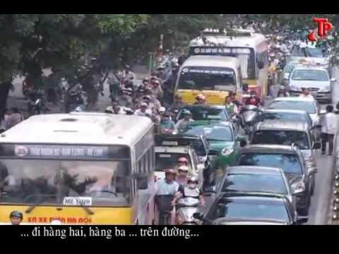 Thủ phạm gây tắc đường ở thủ đô