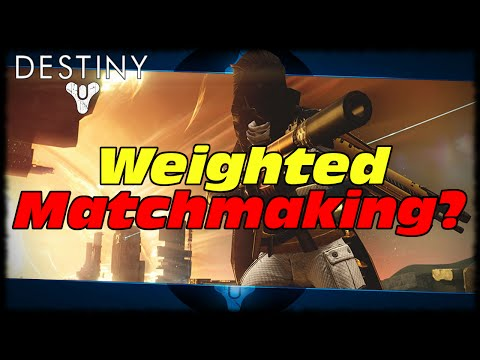 no matchmaking on destiny