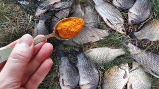 1 ложка и клюёт вся рыба секрет клёва рыбы