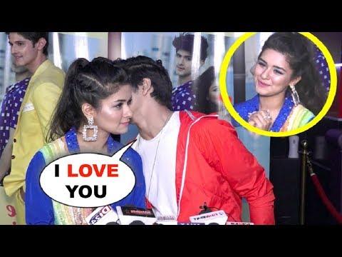 Aladdin Naam Toh Suna Hoga Siddharth SUPPORTS Girlfriend Avneet At Tarse Yeh Naina Song Launch