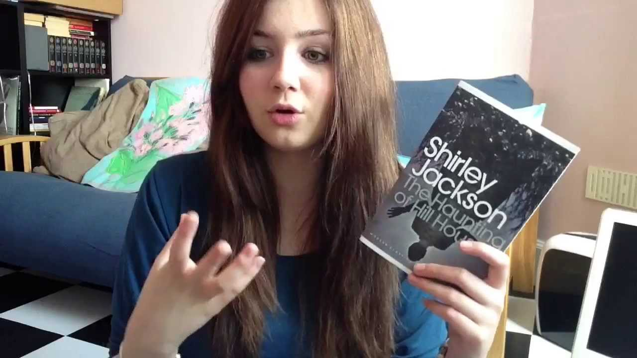 Book Review The Haunting Of Hill House By Shirley Jackson Youtube
