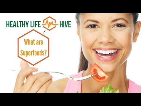 Superfood Basics - What are Superfoods?