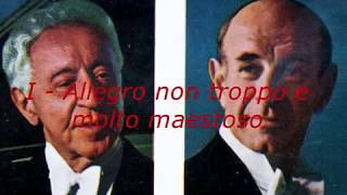Tchaikovsky Piano Concerto No 1 FULL / Arthur Rubinstein, piano - Boston Symphony Orchestra