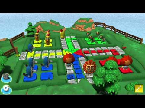 LUDO 3D Multiplayer TRAILER