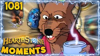 Have You Ever Seen A GIANT RAT? | Hearthstone Daily Moments Ep.1081
