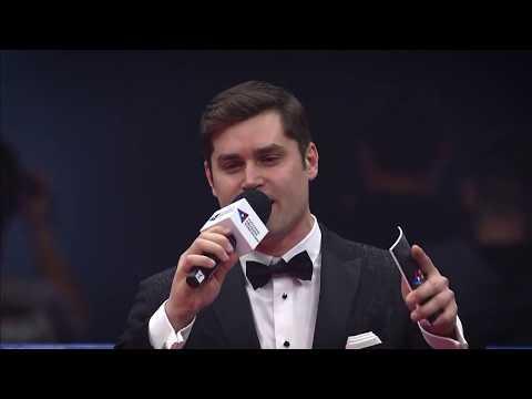 Ринг-анонсер Дмитрий Раков
