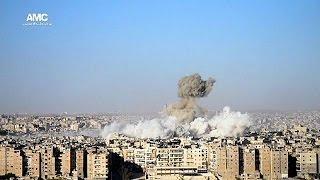 Συρία: Εφιάλτης δίχως τέλος στο Χαλέπι