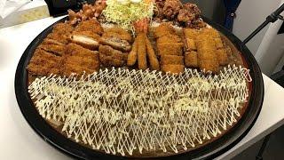 【大食い】総重量約8キロ Mio盛りカレー【デカ盛りチャレンジ】