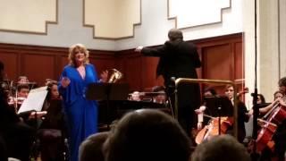 Deborah Voigt sings Gershwin