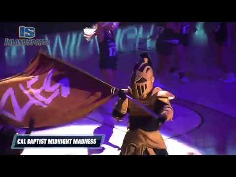 BASKETBALL: Cal Baptist Midnight Madness