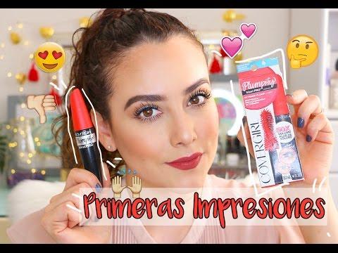 Primeras impresiones | COVERGIRL LashBlast Plumpify Mascara  | Susy Diaz