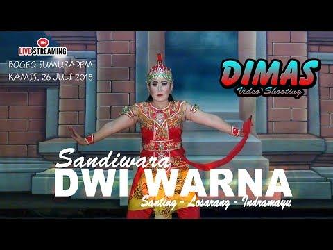 Live Sandiwara DWI WARNA | Bogeg Karanglayung 26 Juli 2018 | Edisi Malam