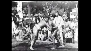 Thomas Edison´s Hawaii Old and Rare Footage 1906 Part  1
