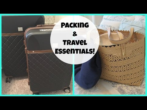 Travel & Packing   Essentials & Favorites