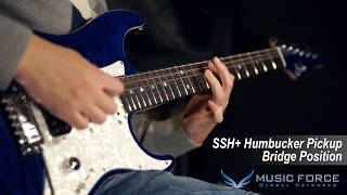Suhr Standard Demo T-Square 'Truth' Cover Backing Track by Mega Tad...