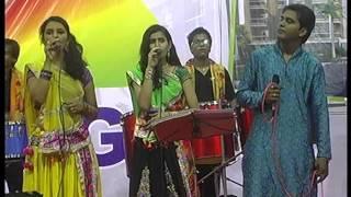 live garba navratri song non stop day 8 part 1