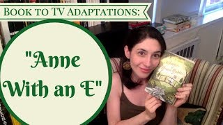 """Anne With an E"" 
