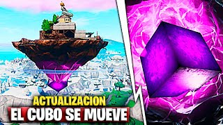 Update 10.20: The Island Moves With Cube And Secret Changes Fortnite Battle Royale