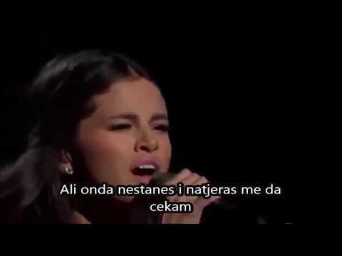 Selena Gomez The Heart Wants What It Wants-Prijevod na Hrvatski ...