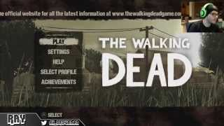 Twitch Livestream | The Walking Dead Season One: Episode 2 Starved For Help