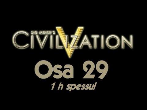 Civilization V [Brasilia] osa 29-Yhtä vuoristorataa [1h spessu]