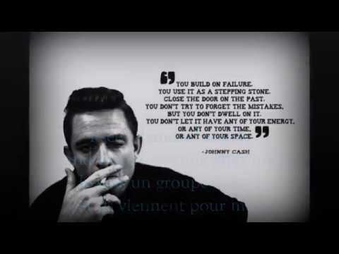 Traduction There aint no grave  Johnny Cash